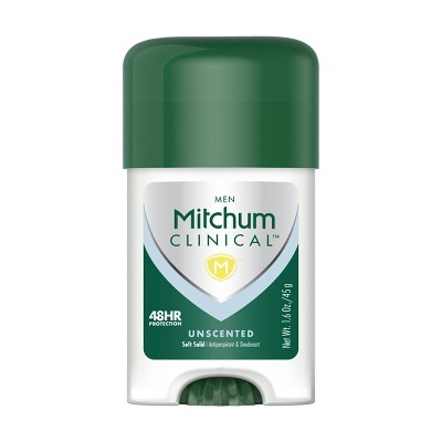 Deodorant: Mitchum Men's Clinical