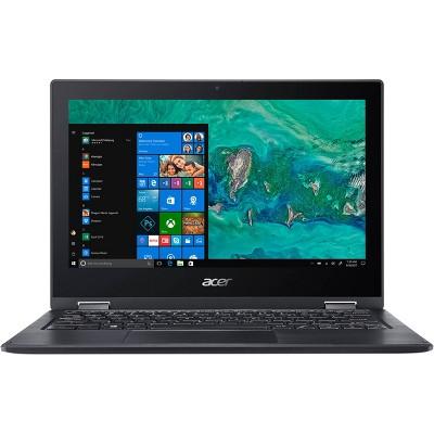 Acer Spin 1 Laptop Intel Pentium Silver N5000 1.10GHz 4GB Ram 64GB Flash Win10H - Manufacturer Refurbished