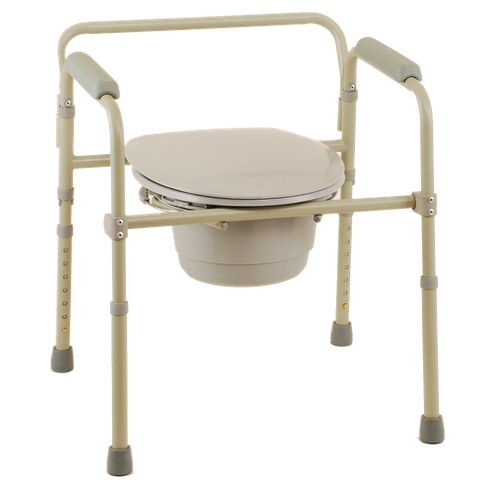 NOVA 8700 - R Folding Commode - image 1 of 1