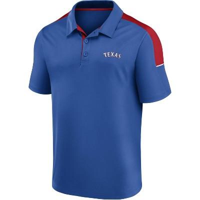 MLB Texas Rangers Men's Polo Shirt