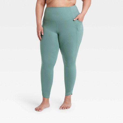 """Women's Contour Leggings 26"""" - All in Motion™ - image 1 of 2"""