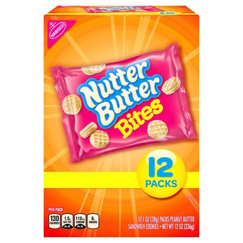Nutter Butter Bites - 12ct/1oz - image 1 of 1