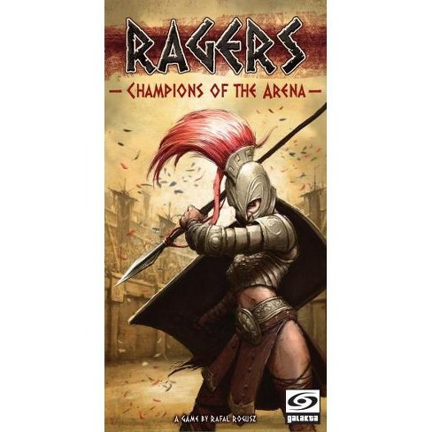 Ragers - Champions of the Arena Board Game - image 1 of 2