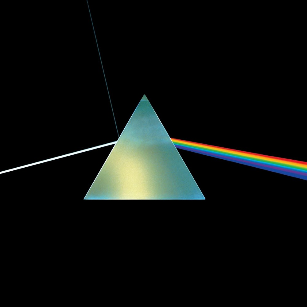 Pink Floyd - The Dark Side of the Moon (CD), None - Dnu
