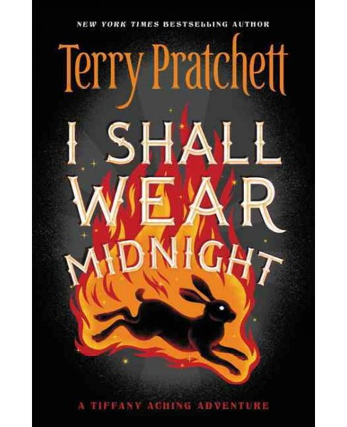 I Shall Wear Midnight (Reprint) (Paperback) (Terry Pratchett) - image 1 of 1