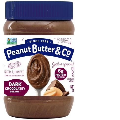 68fe1b07fda Peanut Butter   Co Dark Chocolate Dreams Peanut Butter - 16oz   Target