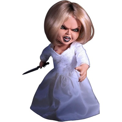Mezco Toyz Seed of Chucky MDS Mega Scale 15 Inch Talking Tiffany Doll