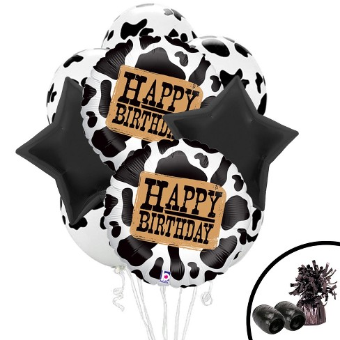 Western Cow Print Balloon Kit - image 1 of 1