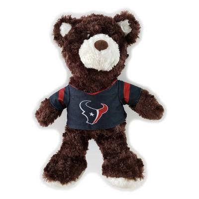 "NFL Houston Texans 12"" Teddy Bear with Jersey"