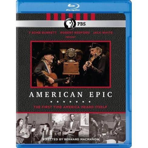 American Epic (Blu-ray)