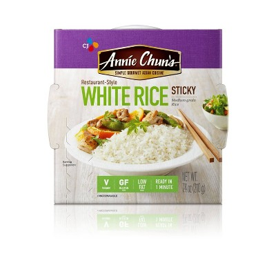 Rice: Annie Chun's Rice Express