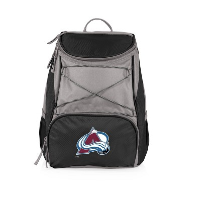 NHL Colorado Avalanche PTX Backpack Cooler - Black