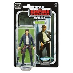 Star Wars The Black Series Han Solo (Bespin) Toy Action Figure