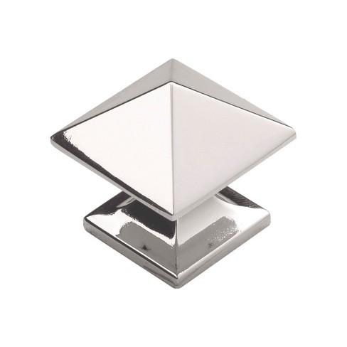 "Hickory Hardware P3014 Studio 1"" Square Cabinet Knob - image 1 of 1"