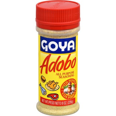 Goya Adobo All Purpose Seasoning 8oz