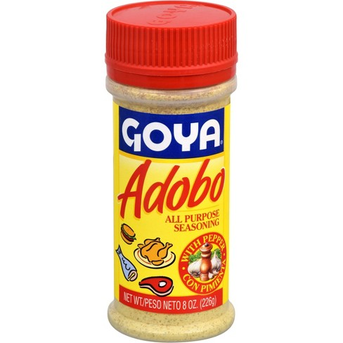Goya Adobo All Purpose Seasoning 8oz Target