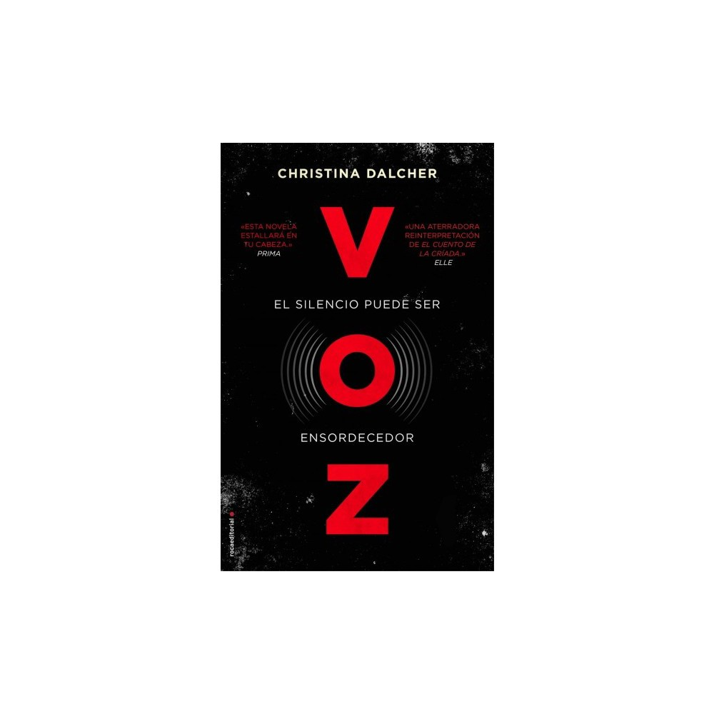 Voz / Vox - by Christina Dalcher (Hardcover)