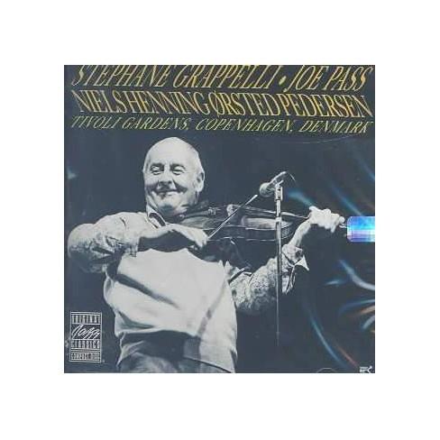 Grappelli & Pass & Peder - Tivoli Gardens (CD) - image 1 of 1