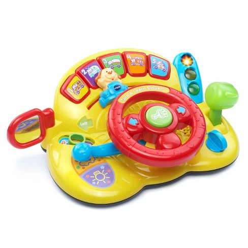 VTech Turn and Learn Driver - image 1 of 4