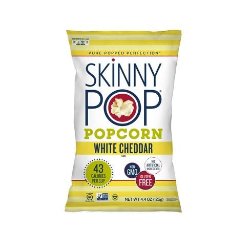 SkinnyPop White Cheddar Popcorn - 4.4oz - image 1 of 3