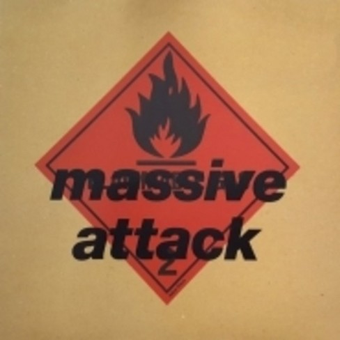 Massive Attack - Blue Lines (Vinyl) - image 1 of 1