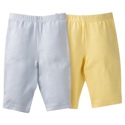 Gerber® Onesies® Baby Pants - Yellow NB