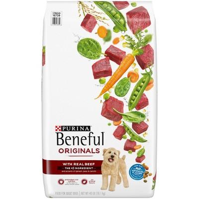 Beneful Originals Beef Dry Dog Food - 40lb