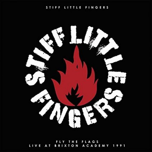 Stiff Little Fingers - Fly The Flags:Live At The Brixton Aca (Vinyl) - image 1 of 1