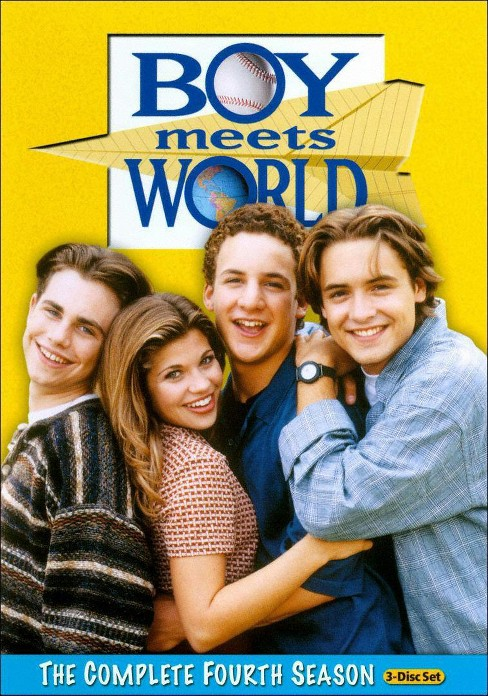 Boy Meets World: The Complete Fourth Season [3 Discs] - image 1 of 1