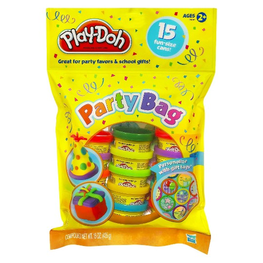 Play-Doh Party Bag - 15pc image number null