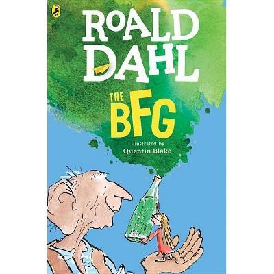 The Bfg (Reprint) (Paperback) by Roald Dahl