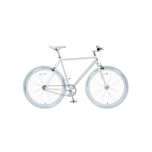 """Sole Bicycles The Blanco II Single Speed 29"""" Road Bike - White - image 1 of 4"""