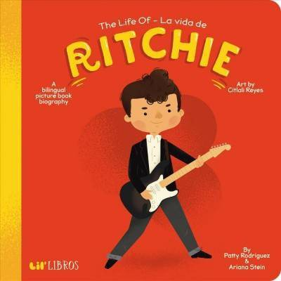 La vida de Ritchie / The Life of Ritchie - BRDBK BLG by Patty Rodriguez & Ariana Stein (Hardcover)