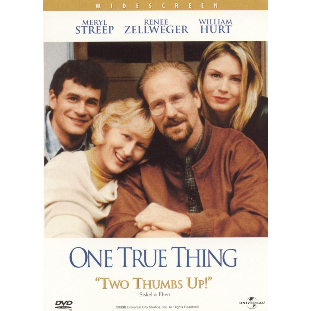 One True Thing (Dvd), Movies