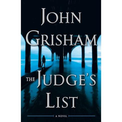 The Judge's List - by John Grisham (Hardcover) - image 1 of 1