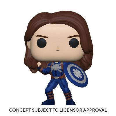Funko POP! Marvel: What If...? - Captain Carter Stealth Suit