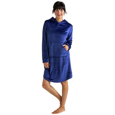 Softies Women's Hooded Snuggle Lounger