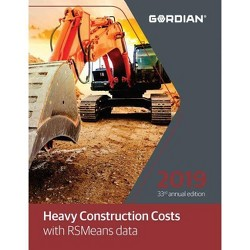 Heavy Construction Costs with Rsmeans Data - (Paperback)