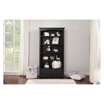 DaVinci MDB Bookcase - Ebony Black