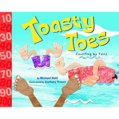 Toasty Toes - (Know Your Numbers) (Paperback) - image 1 of 1