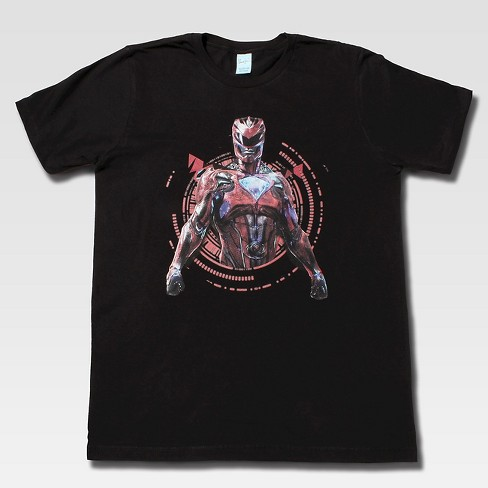 Power Rangers Men's T-shirt - Extra Large - image 1 of 1