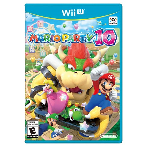 Mario Party 10 Nintendo Wii U - image 1 of 4