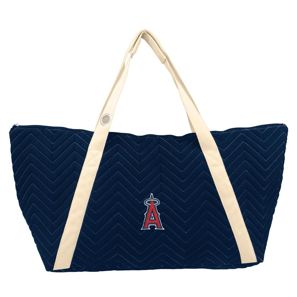 Los Angeles Angels Chev Stitch Weekender Bag