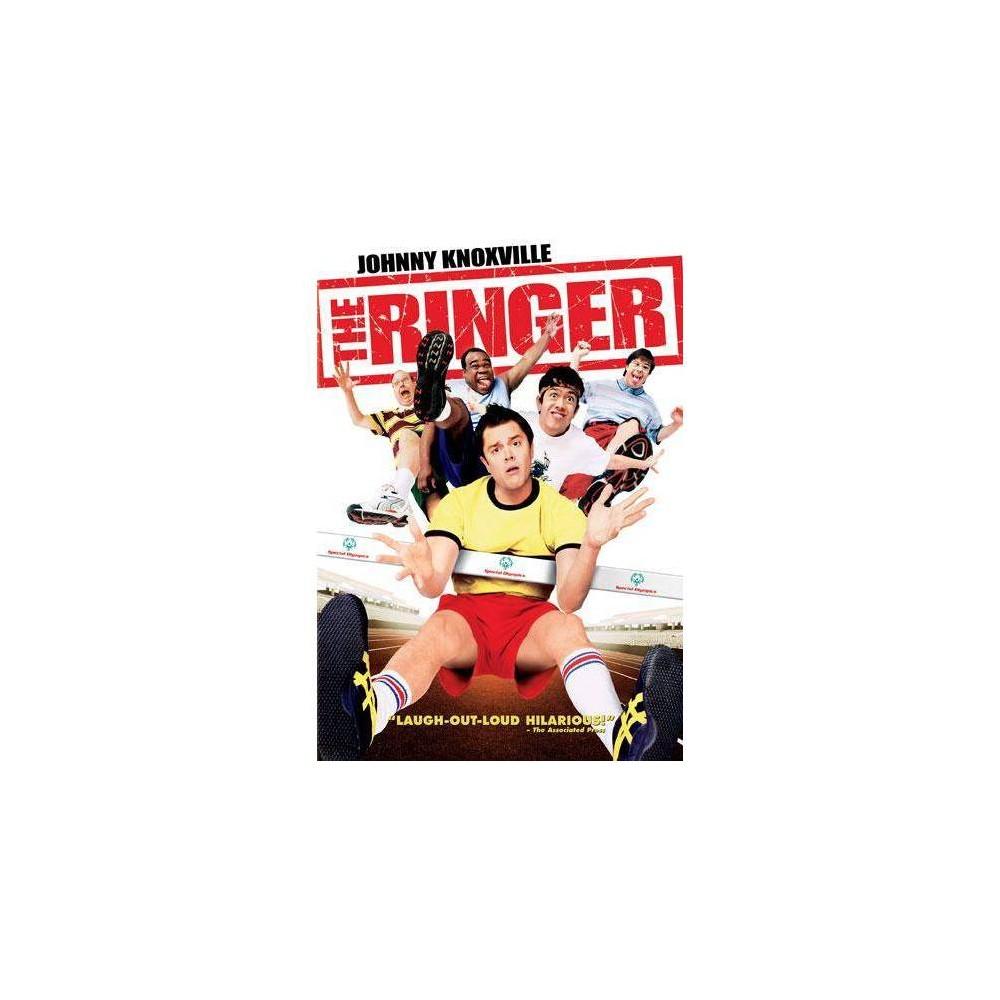 The Ringer Dvd