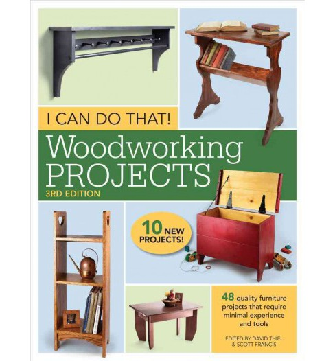 I Can Do That! Woodworking Projects (Paperback) - image 1 of 1