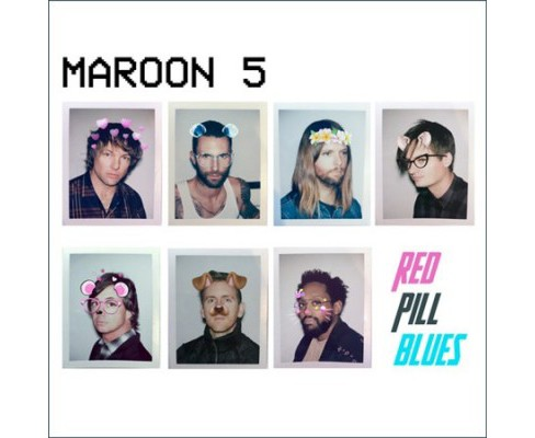 Maroon 5 - Red Pill Blues (Vinyl) - image 1 of 1