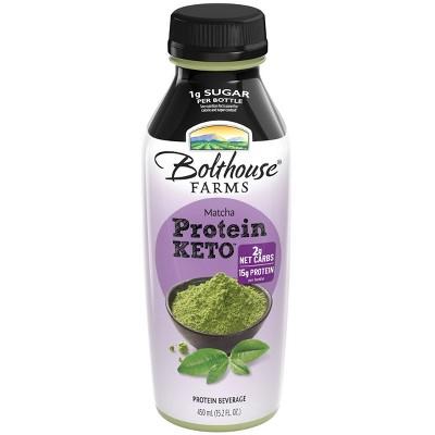Bolthouse Farms Protein Keto Matcha Shake - 15.2 fl oz