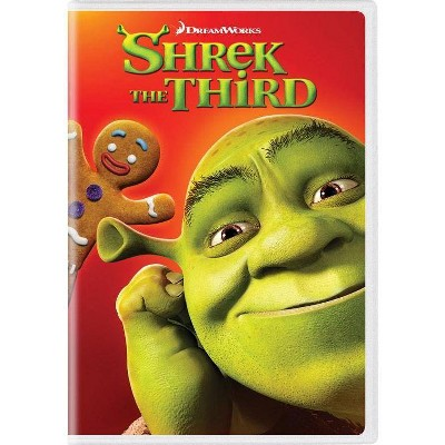 Shrek the Third (DVD)(2018)