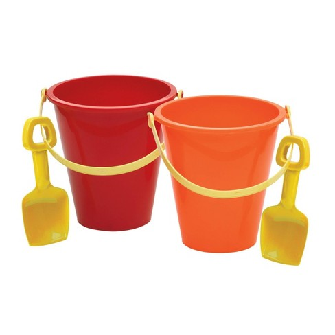 American Plastic Toys Inc. Large Pail and Shovel - image 1 of 3