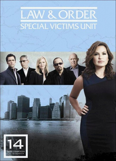 Law & order:Special victims un ssn14 (DVD) - image 1 of 1